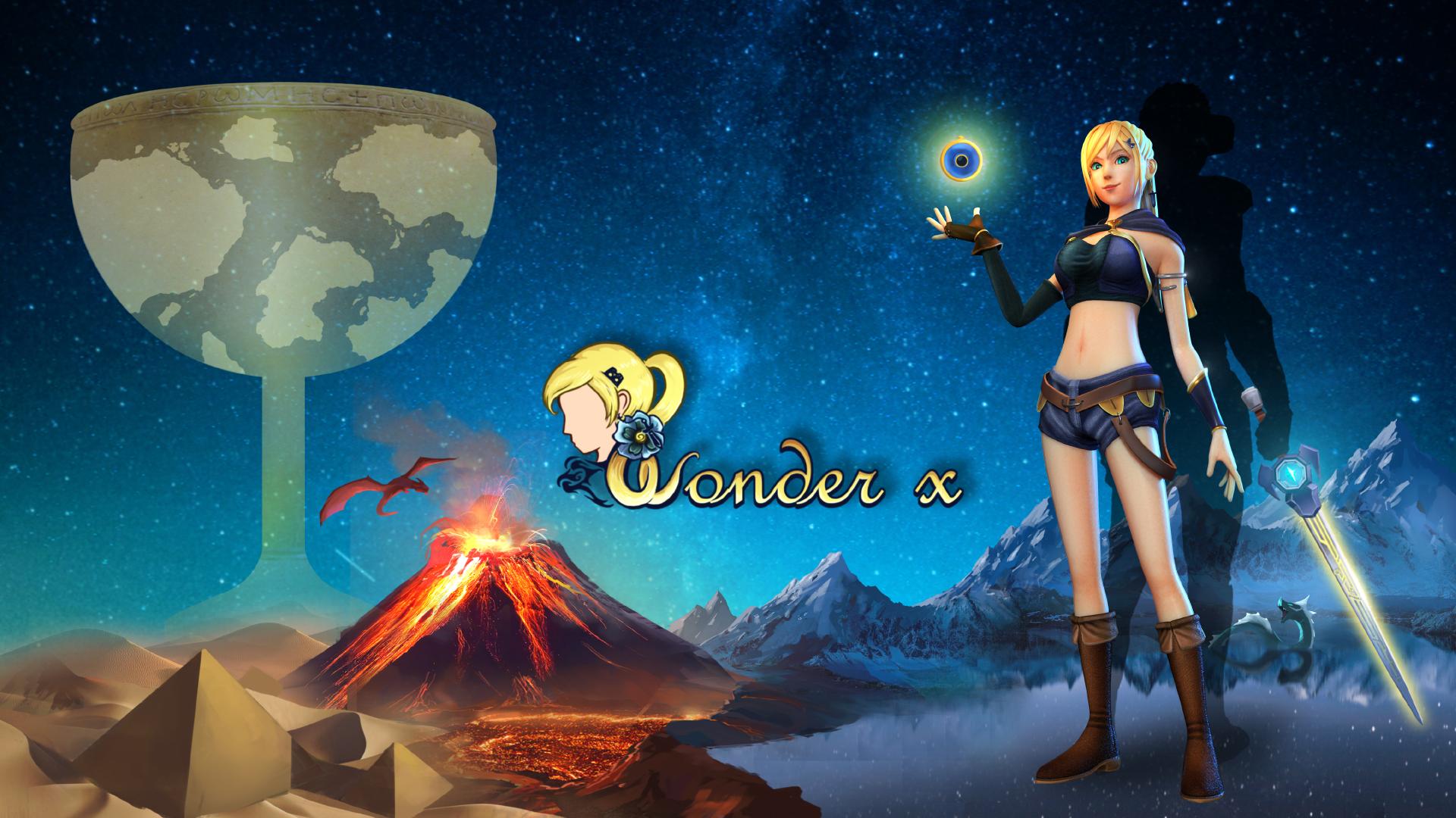 Wonder X Poster