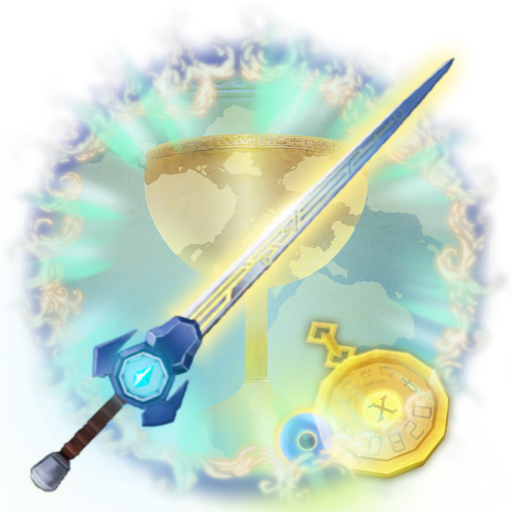 Wonder Grail and Sword Image